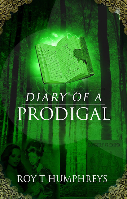 Diary of a Prodigal by Roy T. Humphreys (Review and Giveaway)
