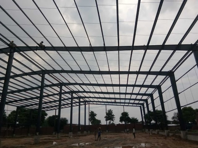 Best manufacturer of pre designed building in Haridwar