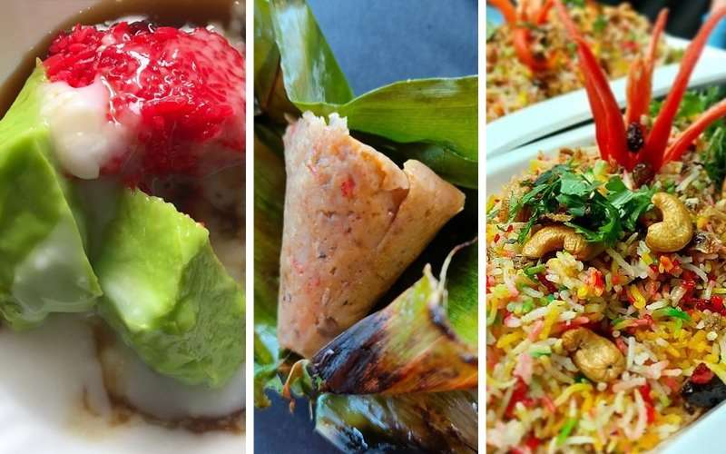 10 Makanan Tempatan Yang Anda Mungkin Tidak Tahu