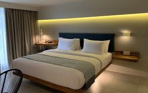 Kamar Hotel Kollektiv Bandung