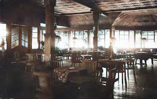 ruangan makan dinning room di sebuah hotel di parapet dari sekolah suku bangsa batak batakjogens di laguboti