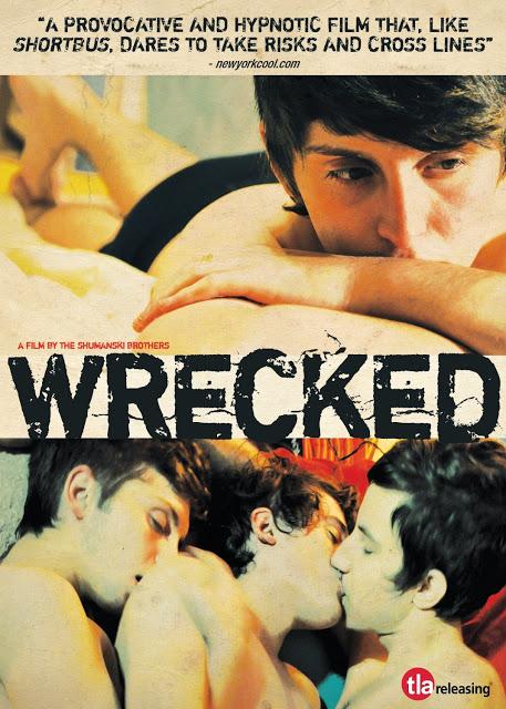 Wrecked - PELICULA - EEUU - 2009