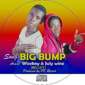 July Wine - Big Bampa