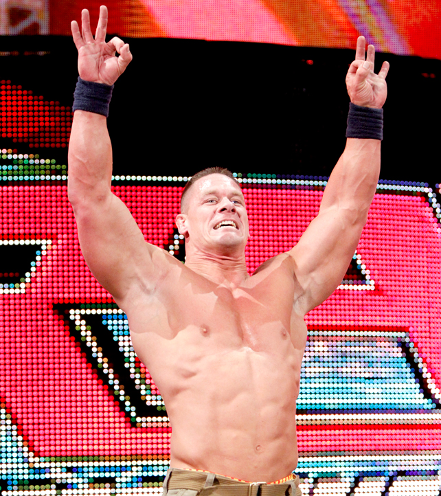 Wwe January 2013 John Cena Monday Blog Un-Official John Cena ...