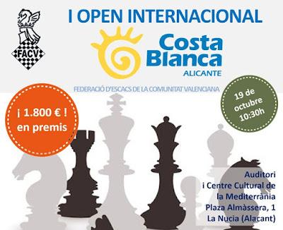 Open Costa Blanca (La Nucía), gana Bernat Serarols