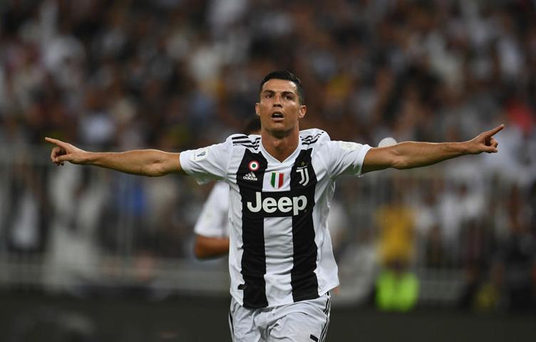 """Ronaldo: """"Sretan sam zbog prvog trofeja u dresu Juventusa"""""""