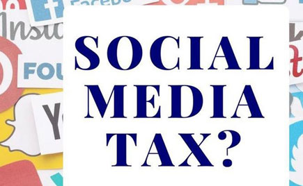 Citizens petitioned constitutional court over social media tax