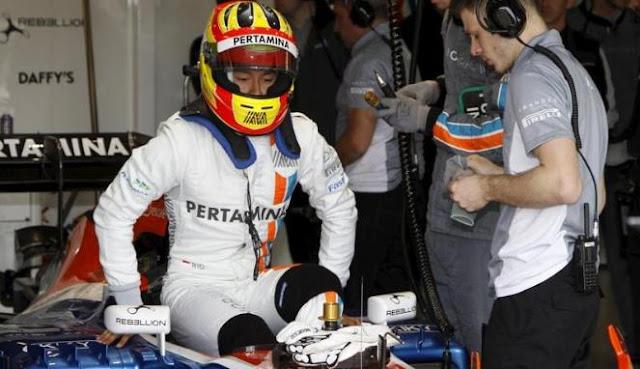 Balapan Canada : Hebat! Rio Memutuskan Puasa dalam Kokpit F1