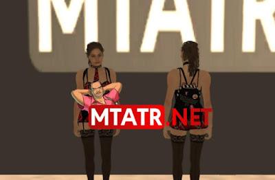 MTA SA Claire College Girl