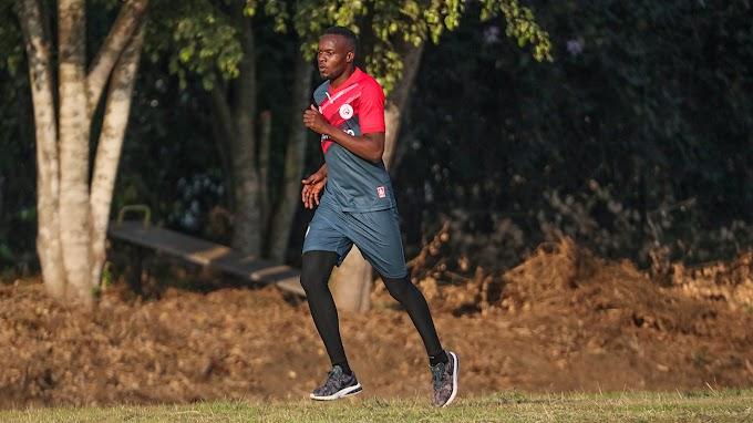 Injuries Update : Thadeo Lwanga aanza mazoezi na wenzake