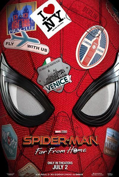 Review Filem : Spider-Man : Far From Home (2019) | Filem Spider-Man Terbaik!