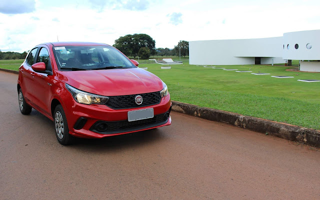 Fiat Argo tem desconto de R$ 2 mil e taxa zero em julho