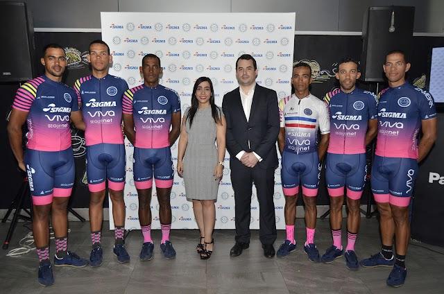 Sigma Petroleum apoya al Equipo de Ciclismo ACT por segundo año consecutivo