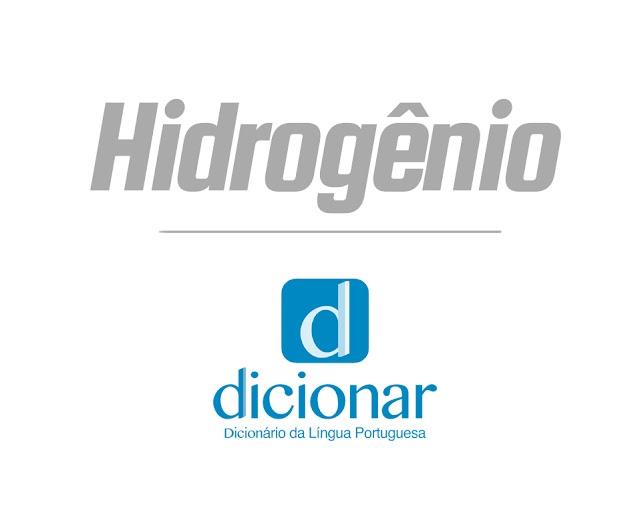 Significado de Hidrogênio