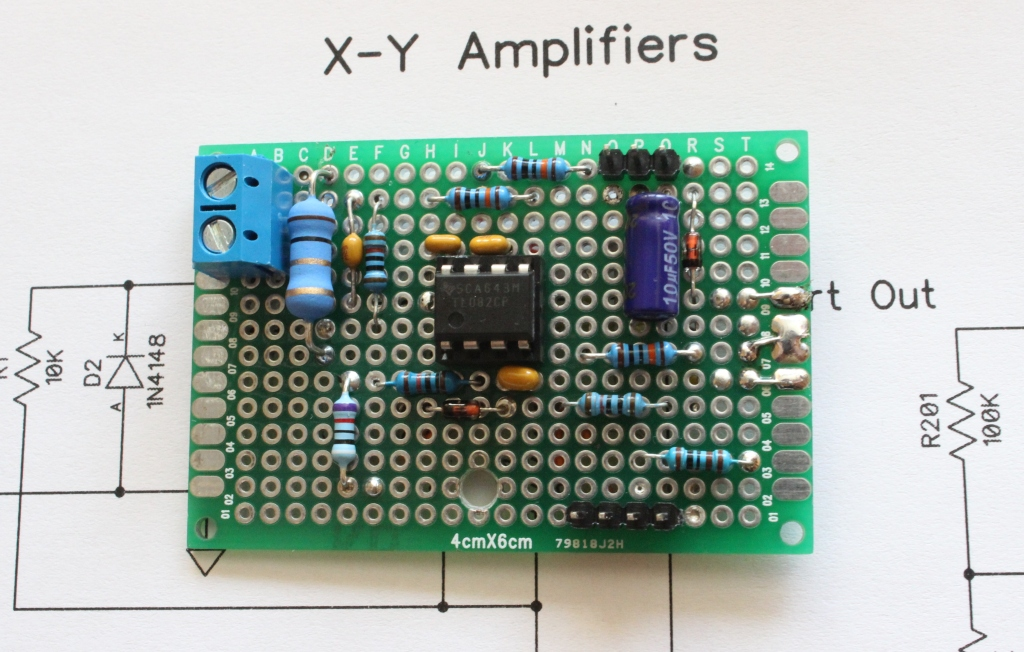 Paul's DIY electronics blog: Building Another Curve Tracer