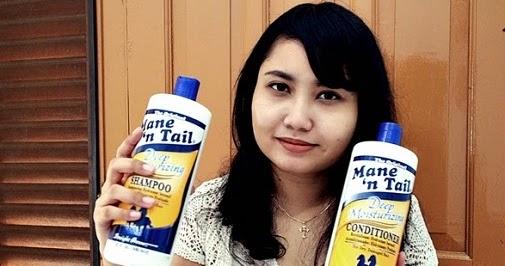 Fungsi Shampoo Mane N Tail Sesuai Jenis Rambut
