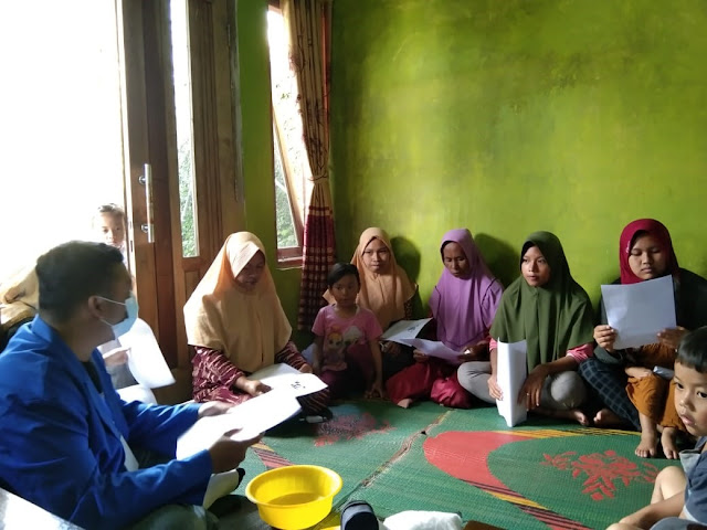 Mahasiswa KKN UMP Ciptakan Sebuah Inovasi Produk Terbuat Sari Bubuk Kopi Khas Kalibening