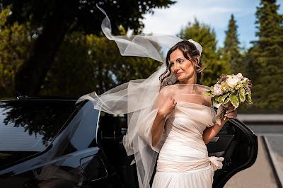 foto auto sposa