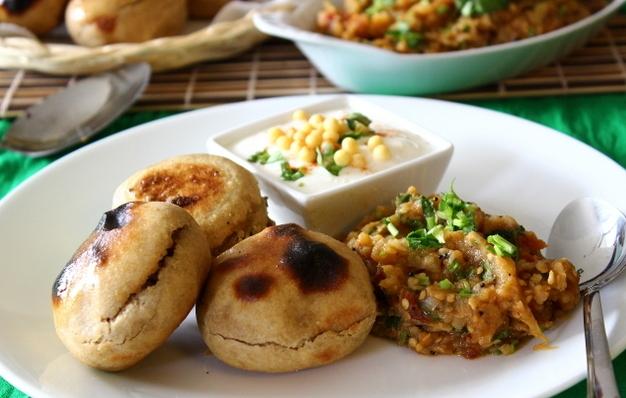 बेस्ट इंडियन लिट्टी चोका रेसिपी | Best Indian Litti Choka recipe | The Hindi Recipes