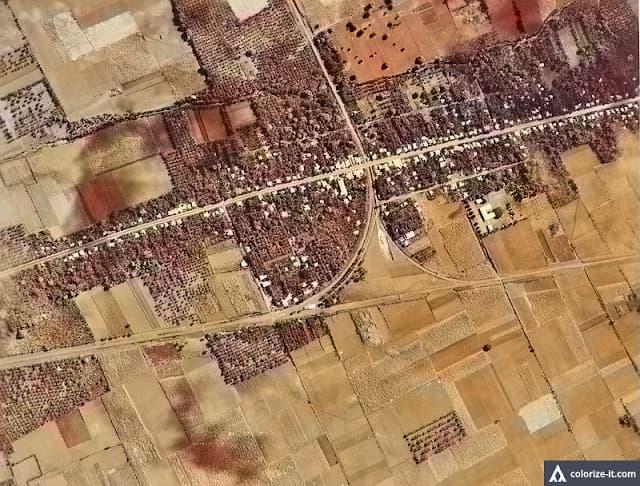 Aerial Photo of Malvar