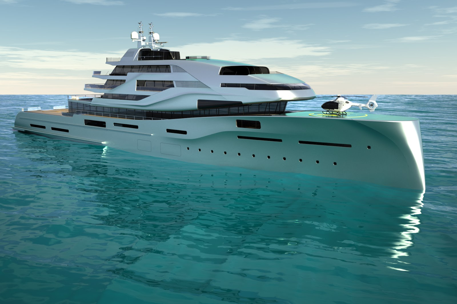 Megayacht Global: Icon Yachts New Expedition Concept