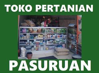 toko pertanian Pasuruan