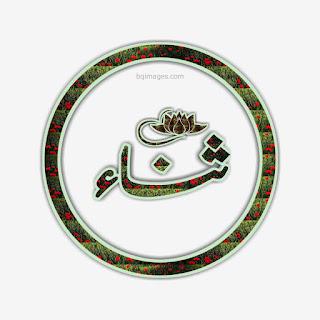 sana name images in urdu