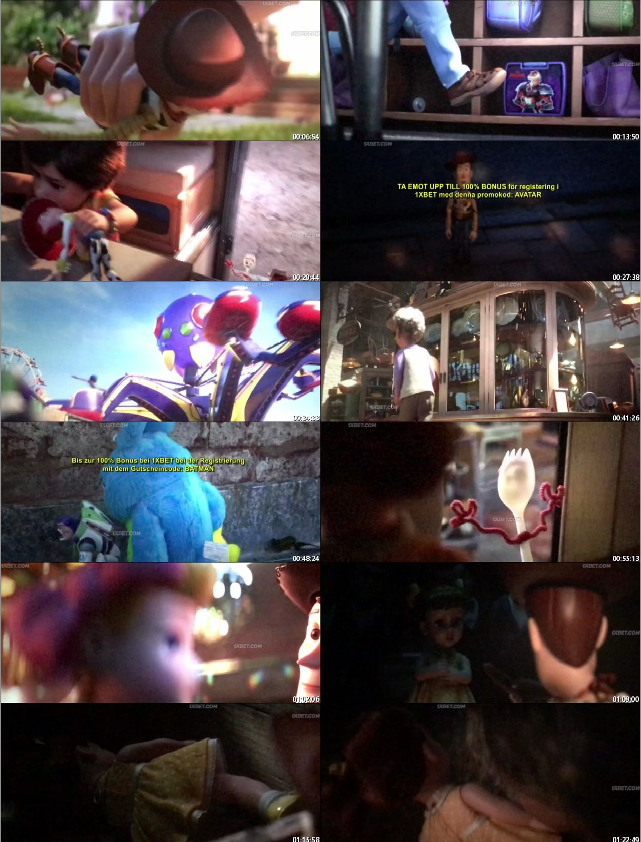 Toy%2BStory%2B4%2Bscreen Toy Story 4 2019 300MB Full Movie Hindi Dubbed Dual Audio 480P HQ