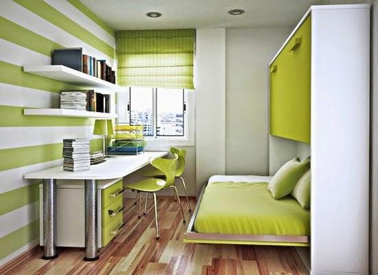 5 tips praktis menata kamar tidur sempit minimalis terbaru