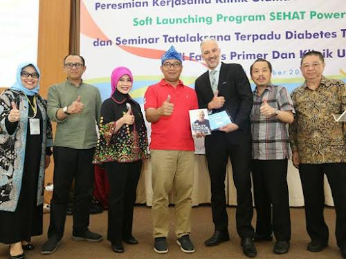 Launching PMC dan BPJS Kota Bandung