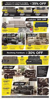 Ashley Homestore Flyer May 2 - 8, 2019