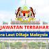Cara Mohon Tentera Laut DiRaja Malaysia Bagi Anda Yang Berminat. Mohon Segera!
