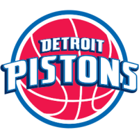 Logo NBA Team Detroit Pistons