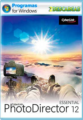 CyberLink PhotoDirector Ultra (2021) Full Español