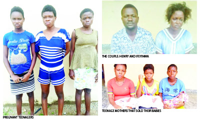Stella Dimoko Korkus.com: Married Couple Arrested For Buying Babies Say  They Were Tricked Into Believing They Birthed Twins