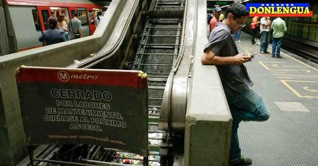 Ticket del Metro aumentó de 1.000 Bs a 45.000 Bs con la excusa del nuevo sistema