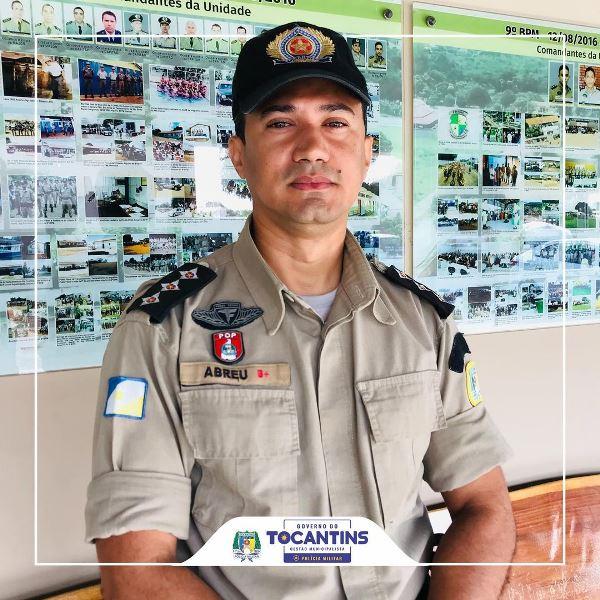 Capitão Abreu assume o Comando da 5ª Companhia da PM em Tocantinópolis