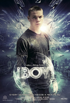 iBoy - After an accident, Tom wakes from a coma to discover that fragments of his smart phone have been embedded in his head, and worse, that returning to normal teenage life is impossible because he has developed a strange set of super powers.
