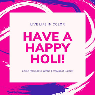 HD Holi Images in Hindi