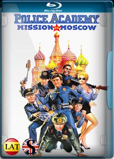 Loca Academia de Policía 7: Misión en Moscú (1994) REMUX 1080P LATINO/ESPAÑOL/INGLES