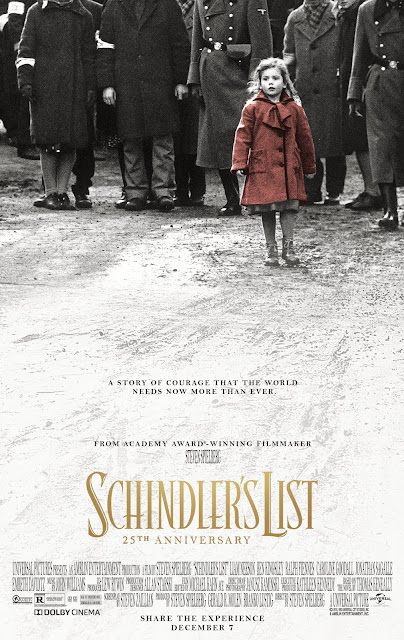 25TH ANNIVERSARY OF SCHINDLER'S LIST