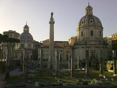 Foro romano - Roma - Itália