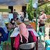 Koramil 401-04/Bayung Lencir Pantau Vaksin Di PT. MAS