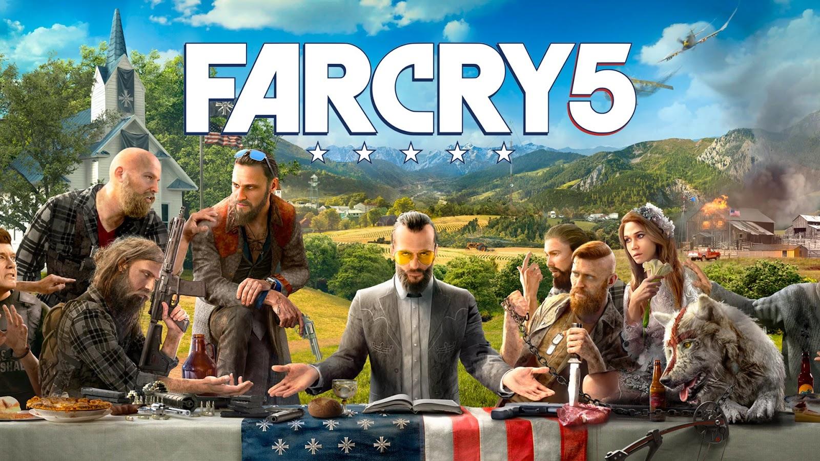 Czy chłopakowi spodoba się gra Far Cry 5?