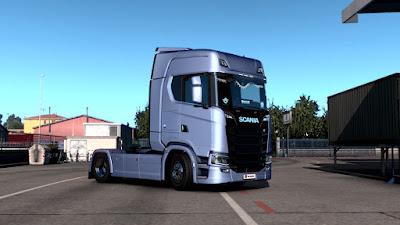 Scania Next Gen v2.3.1 - ETS2 V1.39