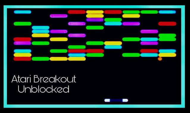 google atari breakout unblocked