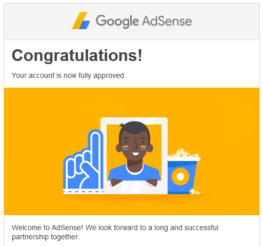 how to approve adsense account with website