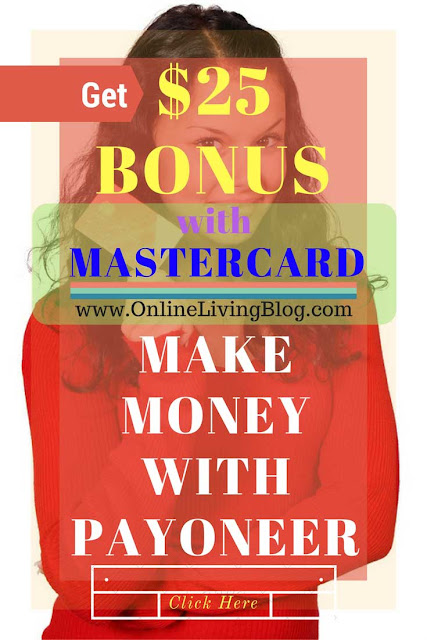 Guide on How To Make Money With Payoneer Mastercard