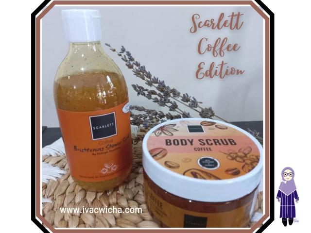 Scarlett Coffee edition