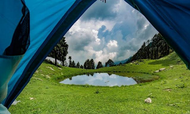 Rajgundha camping
